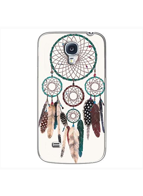 People's Cover Samsung S4 Kabartmalı Kapak Renkli